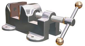 3dsmax vice clamp
