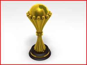 africa cup nations 3d max