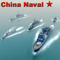 PLAN Chinese Navy Stage 01