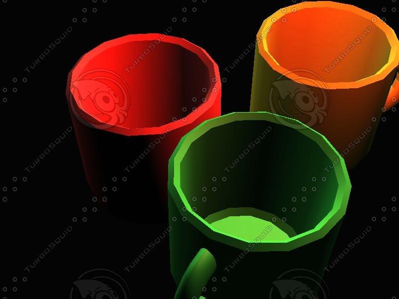 3ds max mugs