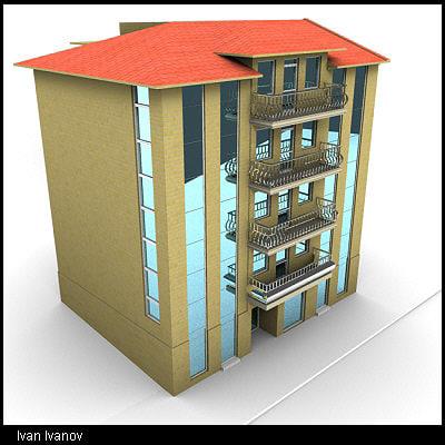 hotel architecture max