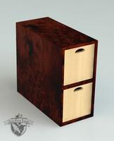 3d designer filing cabinet model