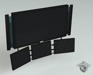max mounted plasma lcd television