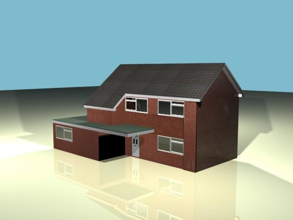 detached house max