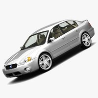lwo subaru outback 2006 sedan