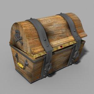 treasure chest max