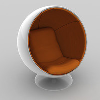 ball chair.c4d