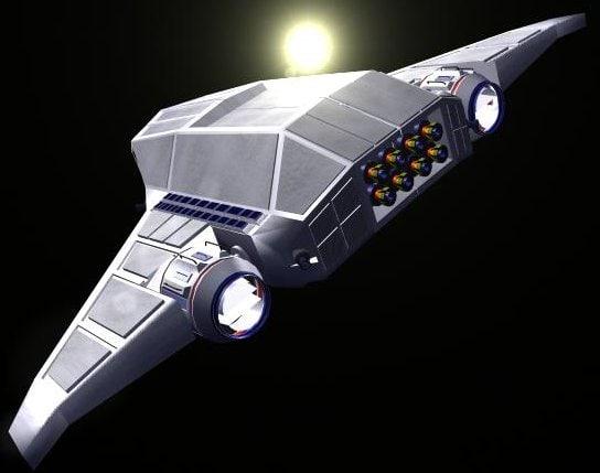 ma alpha-i transport shuttle space
