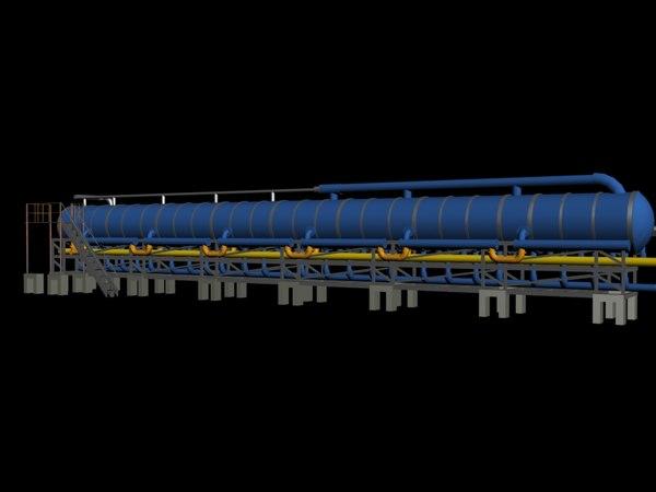 multi desalination stage max