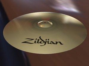 cymbal zildjian max