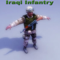Iraqi Infantry