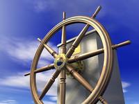 c4d ships wheel