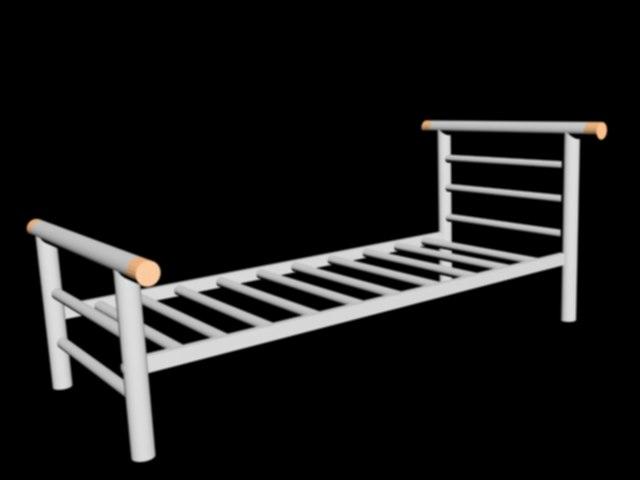 maya bed frame