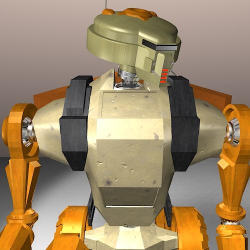 robotic obj
