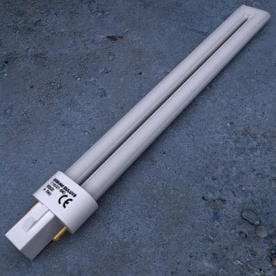 3d halogen tube