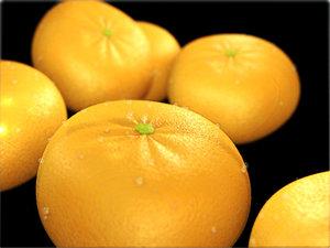 lightwave orange water clementine