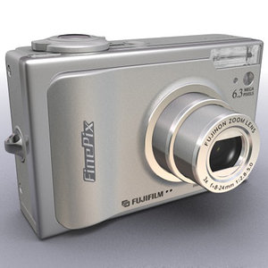 digital camera finepix f10 3d max
