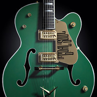gretsch bono guitar 3d model