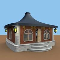 home houses 3d model