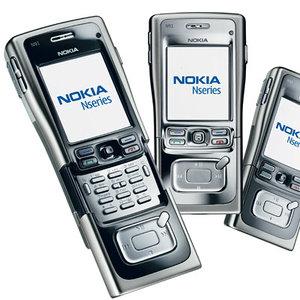 nokia n91 n 3d model