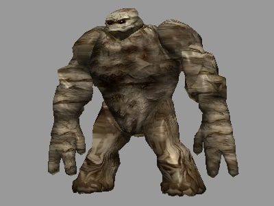free 3ds model earth elemental