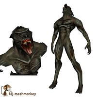ready warewolf 3ds
