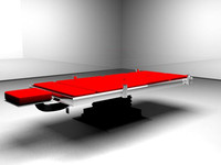 3d surgical table