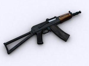 ak black 74 rifle max free