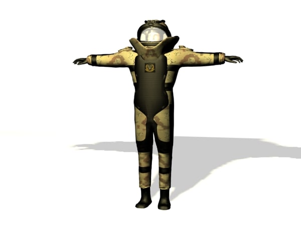 3ds max eod tech military