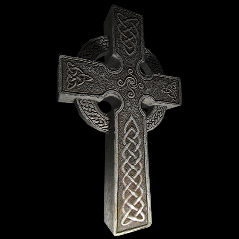 3d celtic cross
