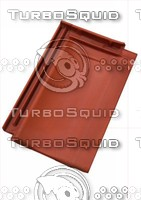 roofing tile 3d max