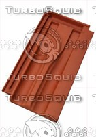 3d roofing tile