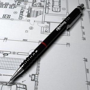 pen pencil 3d model