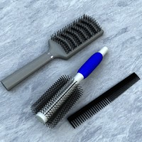 Brush and Comb Collection