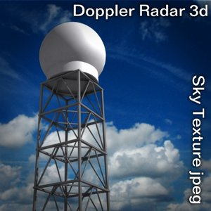 3d radar tower doppler