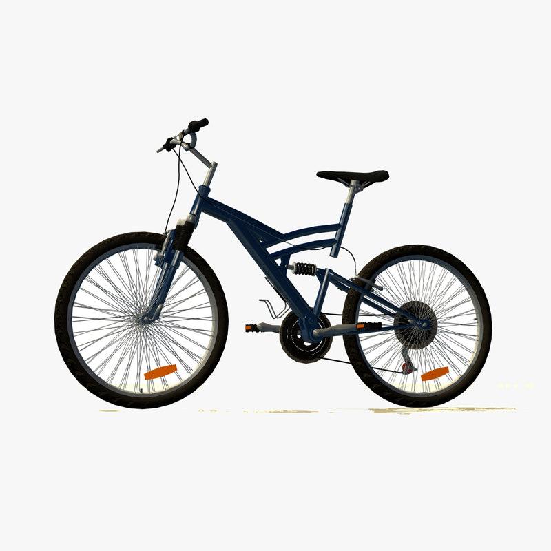 mountaim bike 3ds