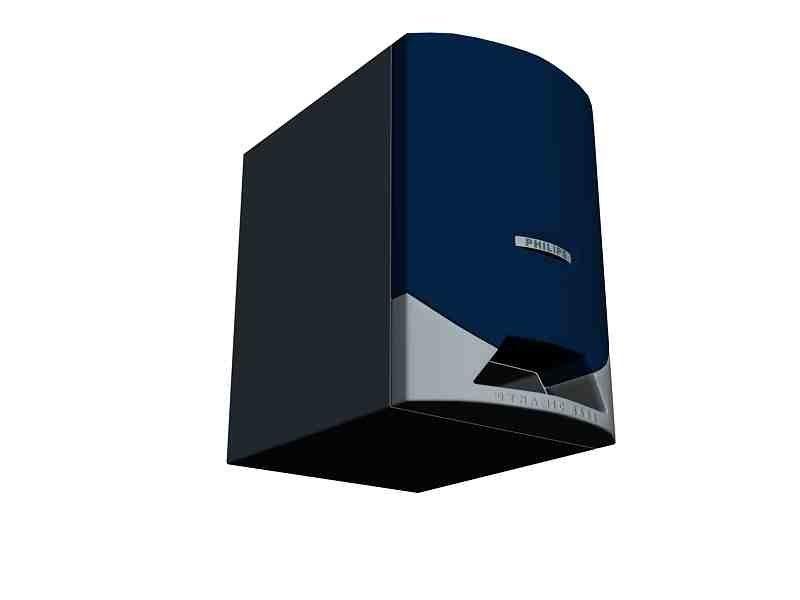 3d speaker box