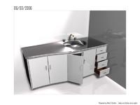 3ds max bathroom gabinet