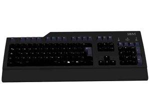 3d ibm keyboard