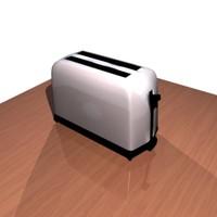 maya toaster kitchen