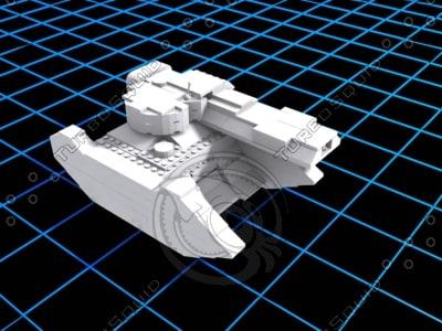 free max mode tron tank