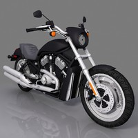Harley VRSC-D Night Rod