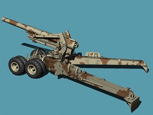 howitzer wwii max