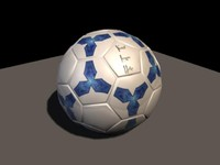 Soccer Ball for Maya