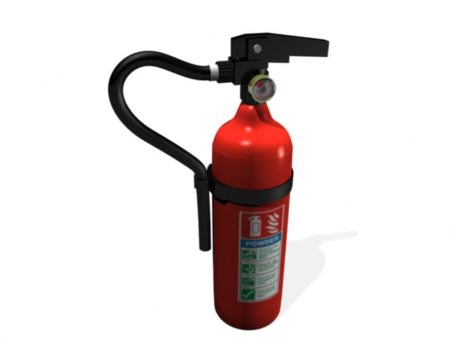 ma extinguisher
