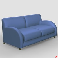 Sofa loveseat072_max