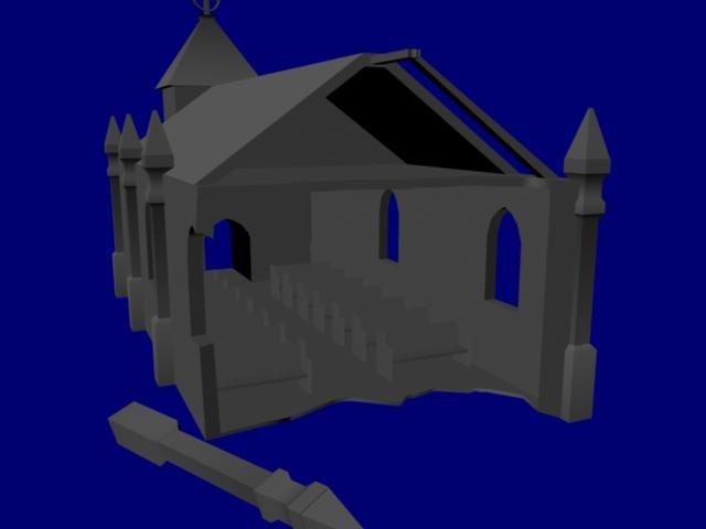 3d church