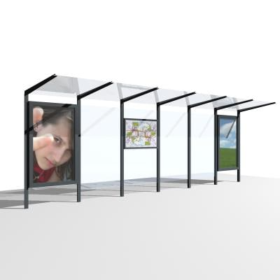 bus stop max