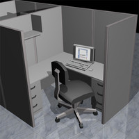 simplified office furniture max