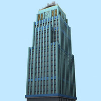 Art Deco Skyscraper